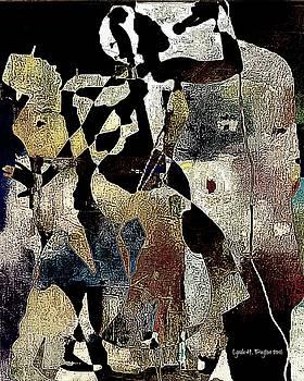 Jazzy Night 8 by Lynda Payton