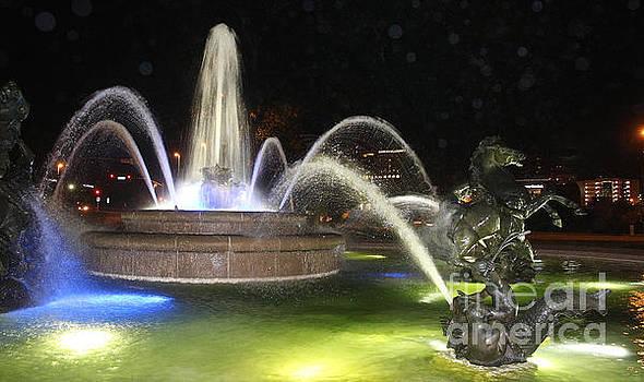 Gary Gingrich Galleries - J.C. Nichols Fountain-4988