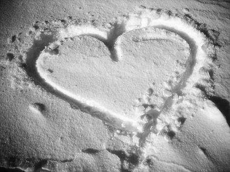 Winter Heart by Juergen Weiss