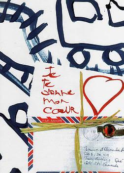 Alessandra Di Noto - Je te donne mon coeur