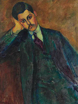 Amedeo Modigliani - Jean Alexandre, 1909