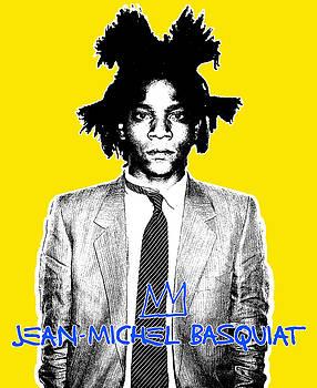 Jean Michel Basquiat by Karen Tullo