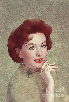 Mary Bassett - Jeanne Crain, Movie Legend
