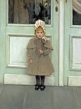 Jeanne Kefer by Fernand Khnopff by Bishopston Fine Art