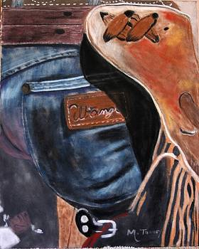 Jeans and Chaps by Michele Turney
