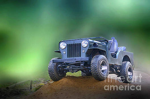Jeep by Charuhas Images