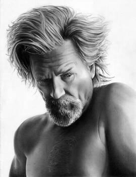 Jeff Bridges by Kristoffer Sorensen