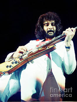 Jeff Carlisi of 38 Special - Cow Palace San Francisco 3-15-80 by Daniel Larsen