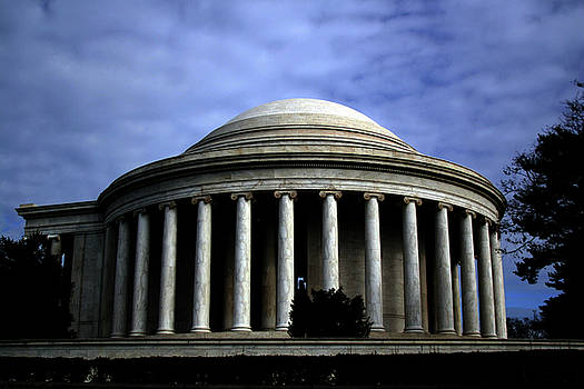 Jefferson Memorial by April Sims