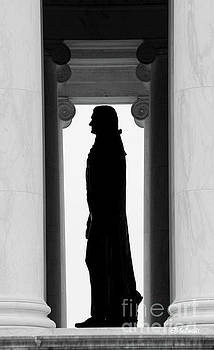 Jefferson Memorial by E B Schmidt