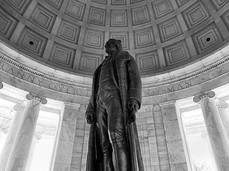 Jefferson Memorial by Noah Browning