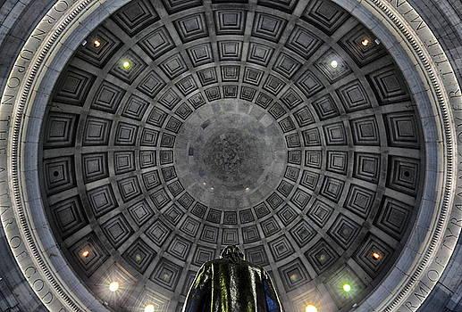Jefferson's Dome by Scott Fracasso