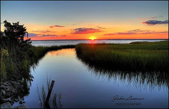 Jeffres Reflections by John Loreaux