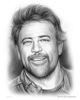 Jeffrey Dean Morgan by Greg Joens