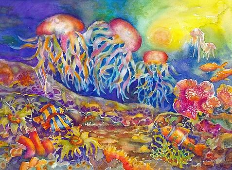 Jellies by Ann Nicholson