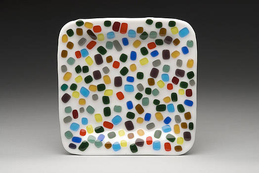Jelly bean bowl by Craig Gill