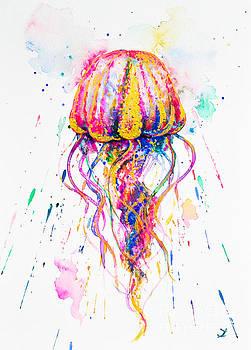 Zaira Dzhaubaeva - Jellyfish