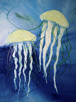 Patricia Beebe - Jellyfishes