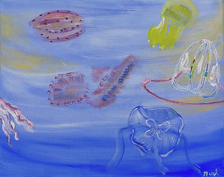 Jelly Rolls by Meryl Goudey