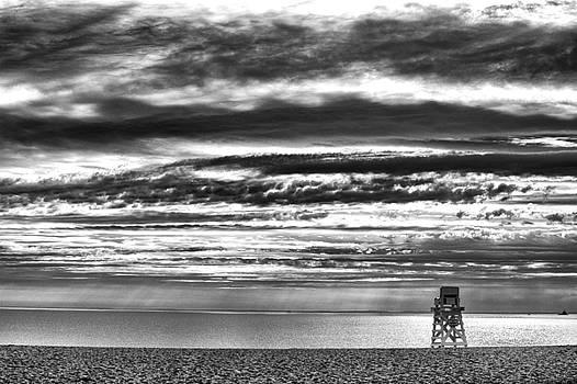 Jennings Beach, Fairfield by Michael Gallitelli