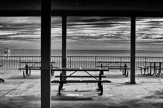 Jennings Beach Pavilion by Michael Gallitelli