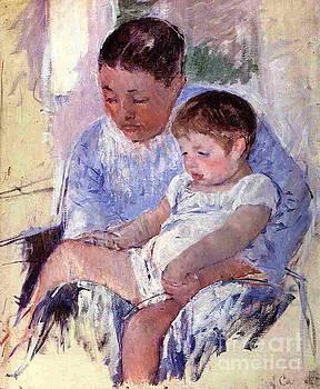 Cassatt - Jenny and Her Sleepy Child