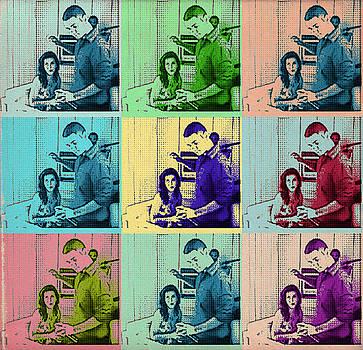 Jeremy Carta and Katy Perry by Mario Carta