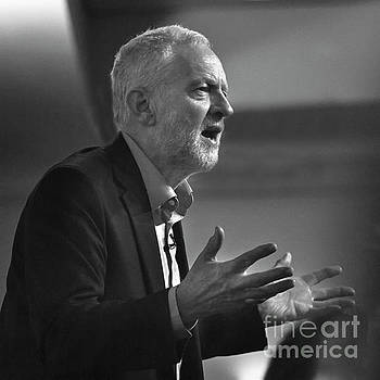 Jeremy Corbyn by Linsey Williams