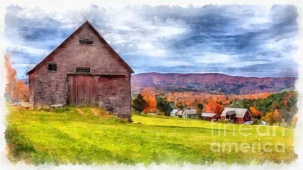 Edward Fielding - Jericho Hill Farm Vermont