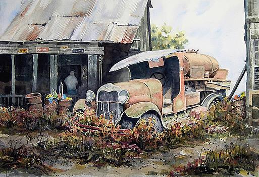 Sam Sidders - Jeromes Tank Truck