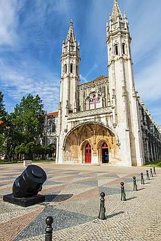 Venetia Featherstone-Witty - Jeronimous Monastery, Lisbon, Portugal