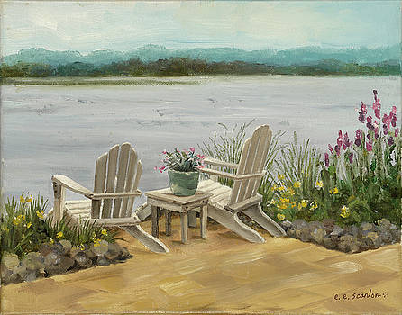 Jersey Chairs by E E Scanlon