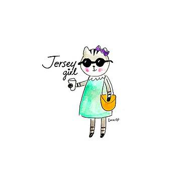 Jersey Girl by Ashley Lucas