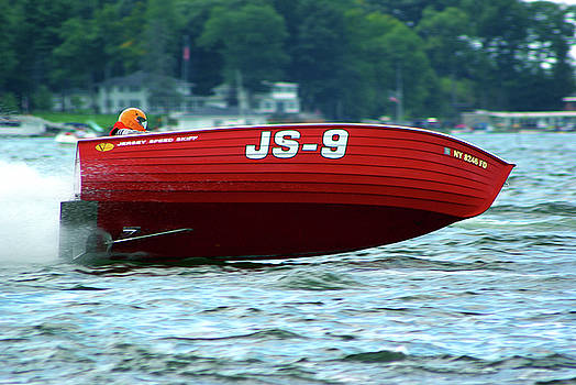 Jersey Speed Skiff by Paul Wash