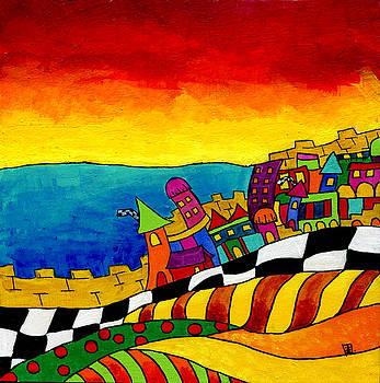 Jerusalem III by Dawnstarstudios