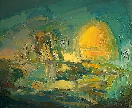 Jerusalem  by Roland Kay