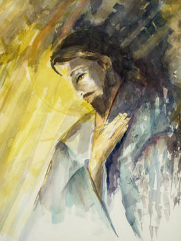 Jesus 2 by Mary DuCharme