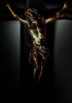 Jesus 5 by Laur Iduc