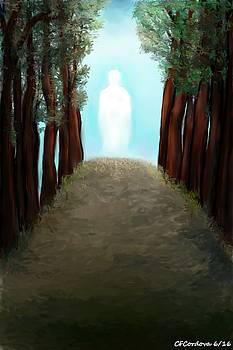 Jesus and Spiritual Journey by Carmen Cordova