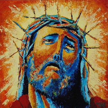 Jesus Christ by Andrew Wilkie