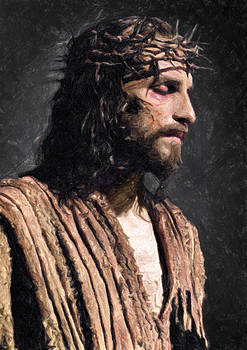 Jesus Christ by Taylan Apukovska