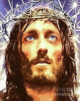 Jesus Christ by Tina LeCour