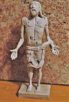 JESUS CHRIST wip by Mario Carta