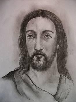 Jesus by Covaliov Victor