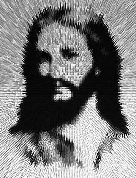 Jesus by Eman Allam