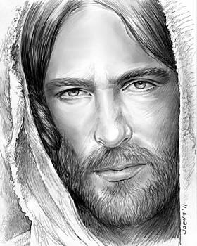 Greg Joens - Jesus Face