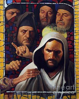 Louis Glanzman - Jesus