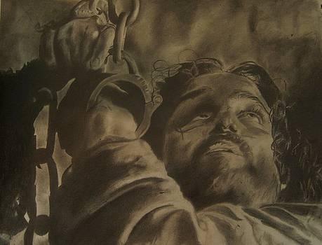 Jesus in Chains by Bennie Parker