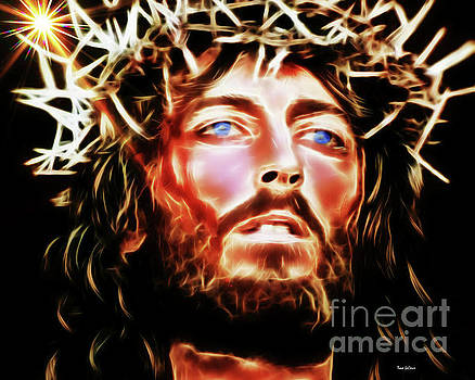 Jesus Is King by Tina LeCour