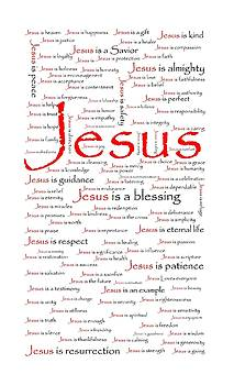 Jesus is by Terrilee Walton-Smith